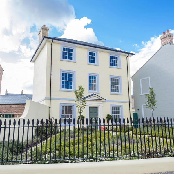 North East Quadrant Poundbury