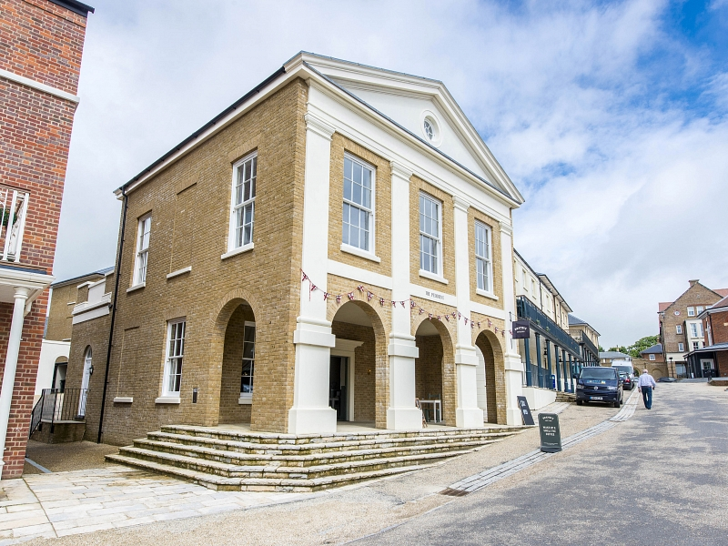 South West Quadrant Poundbury 4