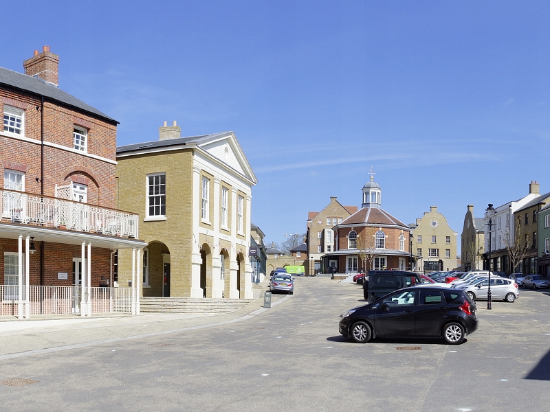 South West Quadrant Poundbury 2