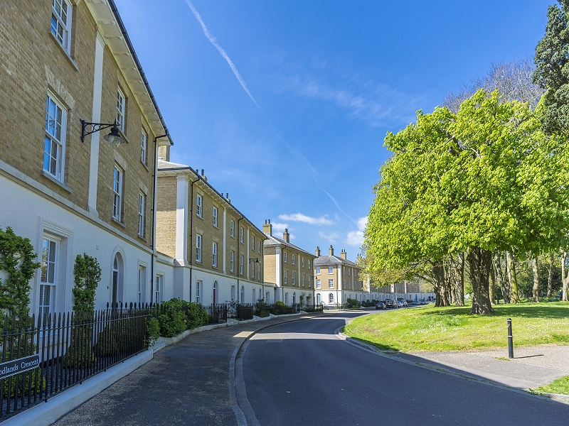 South West Quadrant Poundbury 3