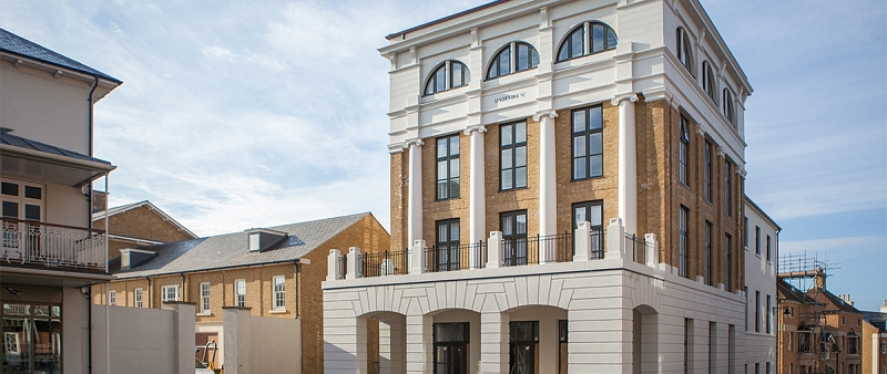 South West Quadrant Poundbury 6