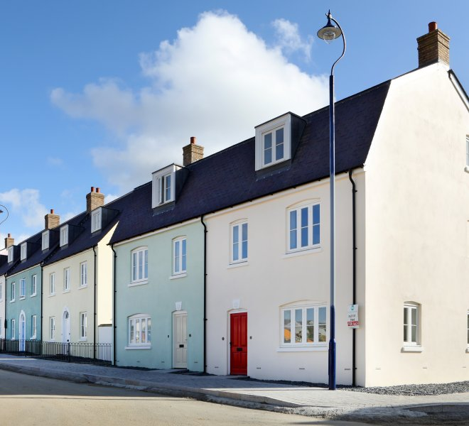 New Housing Development Newquay