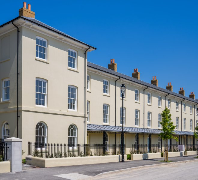 New Housing Development Poundbury