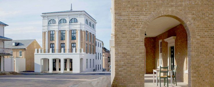 New Build Development Poundbury